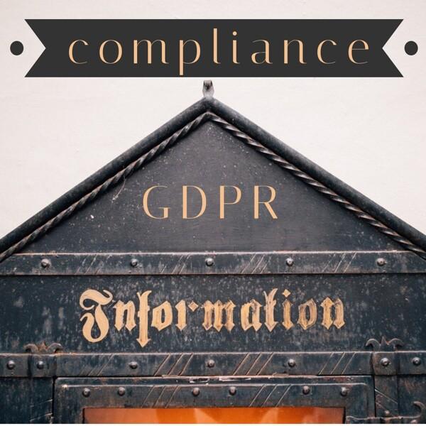 GDPR Compliance Information